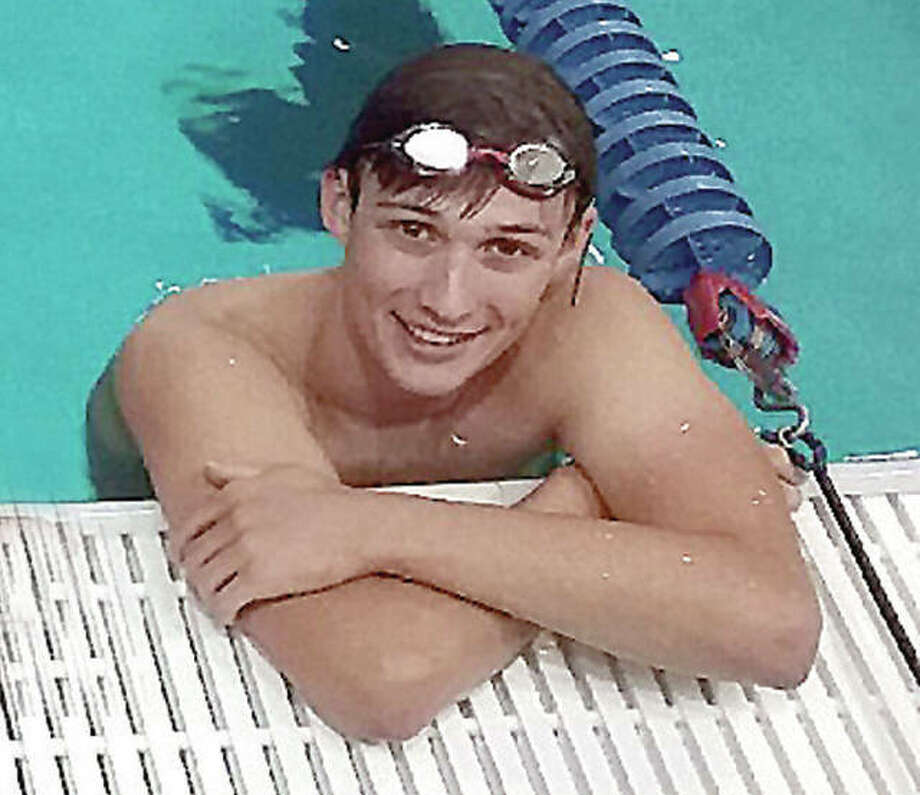 Tri-City Area Tidalwaves and Alton high swimmer Cole Akal recently won the YMCA Swimming Heartland Area John E. Lynch Senior Swimmer Scholarship. Akal will attend Missouri S&T next fall. Photo: File Photo