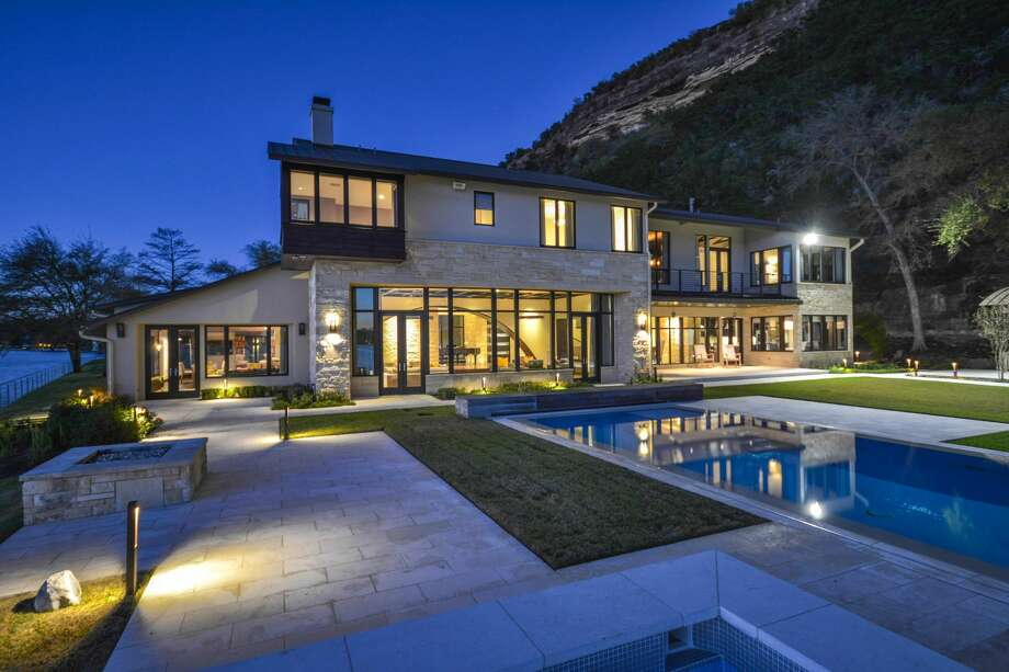 3901 watersedge off of lake austin has broken records of being the highest ever price