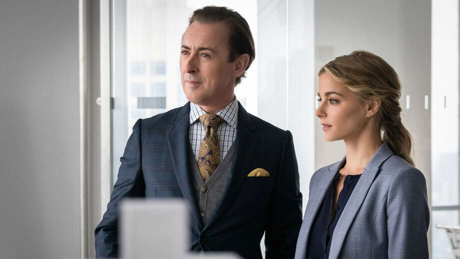 Instinct: The CBS police procedural starring Alan Cumming has ended after two seasons. (CBS) Photo: CBS