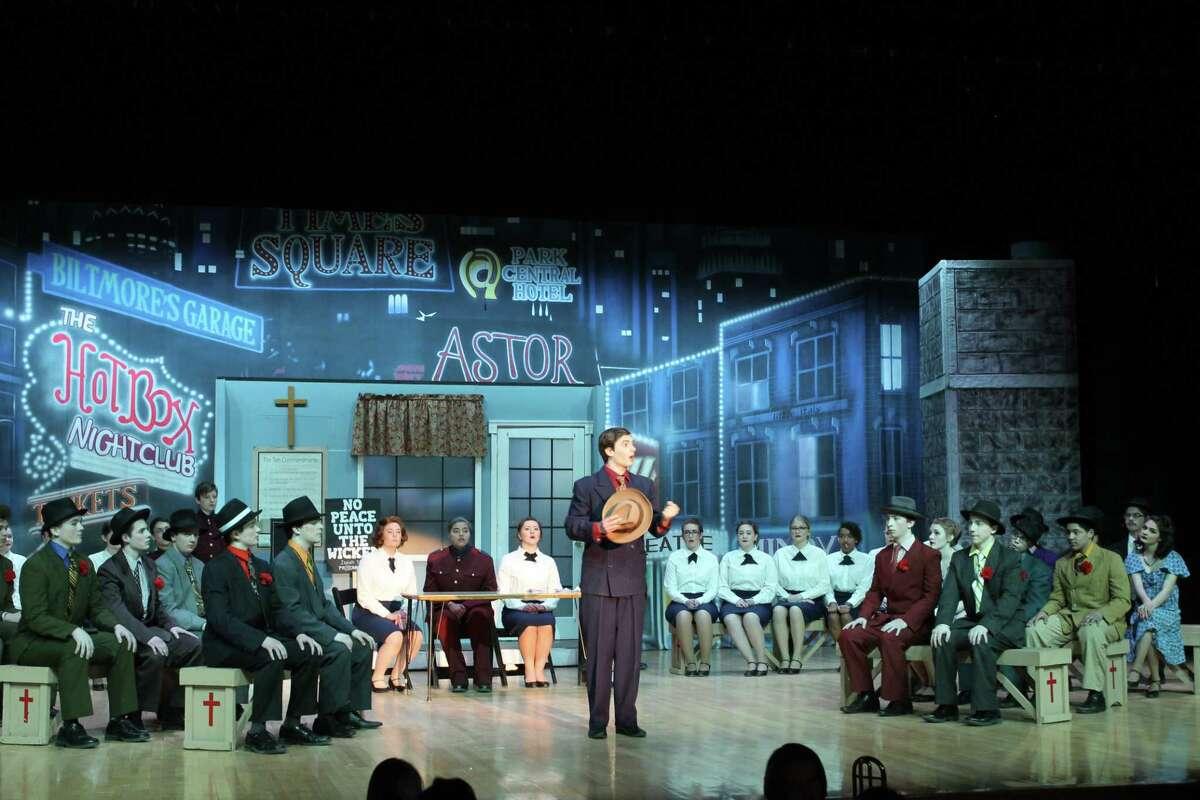 The Mohonasen High School production of