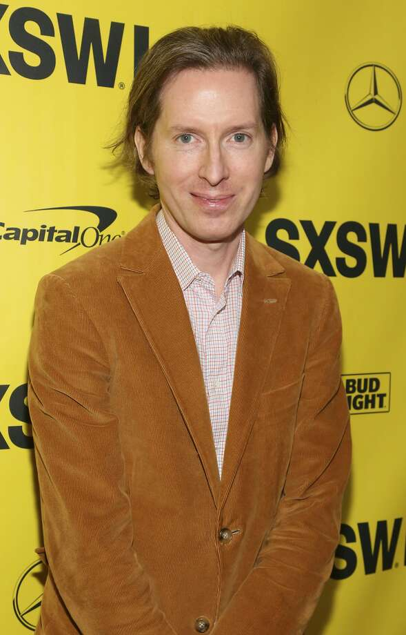 Director Wes Anderson's films are known for their visual and narrative style.