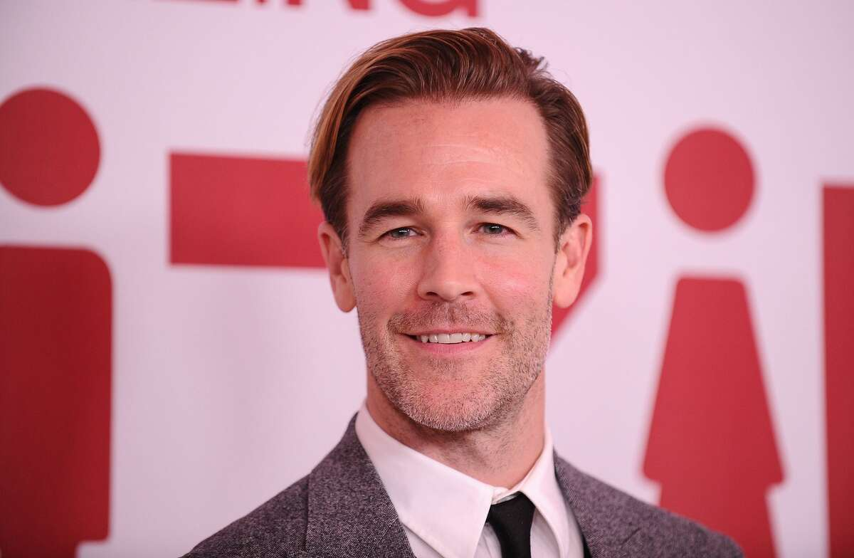James Van Der Beek and his family have officially moved to Texas.
