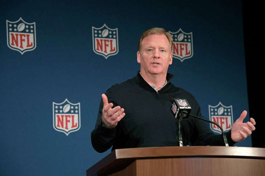 NFL's Roger Goodell urges Congress to enact uniform standards on sports gambling (chron.com)