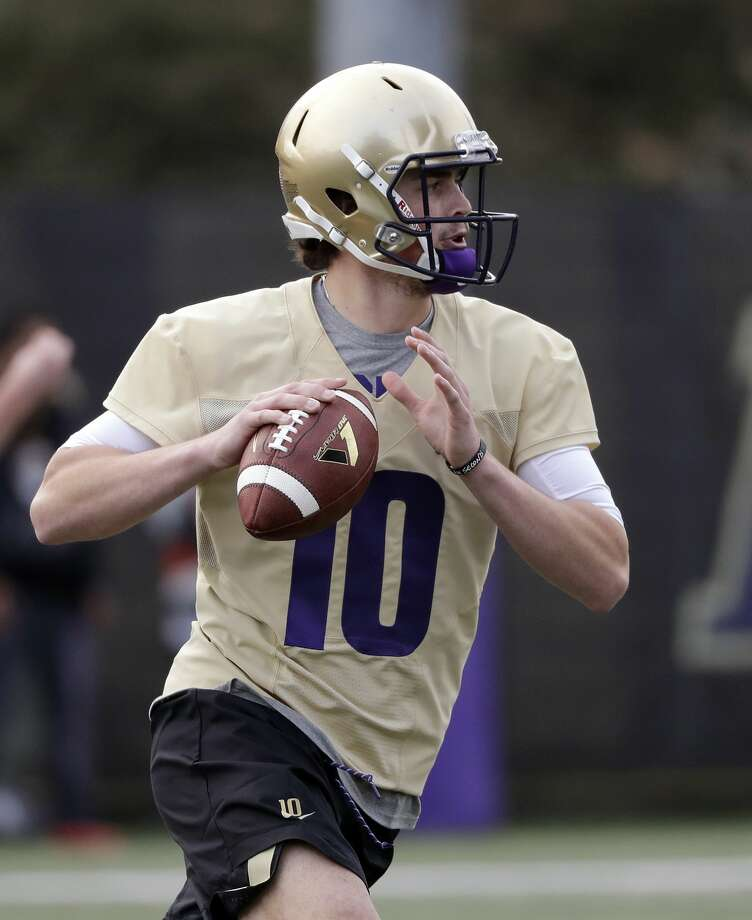 QuarterbacksFor the first time in four years, the Huskies will start a quarterback not named Jake Browning. With the graduation of the program's all-time leading passer, junior transfer Jacob Eason is the favorite to win the starting job. At 6 feet 6 inches, Eason has the size and arm strength to be a difference maker for the Dawgs. That said, he hasn't started a game since the early days of the 2017 season. While Husky fans are right to get excited about his potential, the reality is that Eason is still a relatively unknown quantity. As a true freshman at Georgia, he threw for 2,430 yards to go with 16 touchdowns and eight interceptions. Not a bad year for a new starter, but not exactly the sort of numbers that make him a safe bet to be a star. Behind him is sophomore Jake Haener (who is most likely remembered for tossing a game-losing pick-six against Cal last year), redshirt freshman Jacob Sirmon and true freshman Dylan Morris. Without a true veteran backup and the questions about Eason, this group is tough to get a read on. 