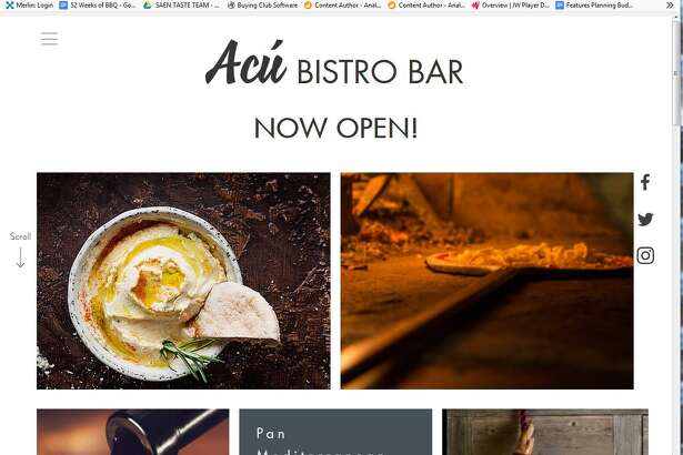 Acú Bistro Bar had its grand opening last Sunday at 21715 Interstate 10 West (directly across the road from the Dominion Country Club), and is now open for lunch and dinner service, as well as a special menu of bites from the bar area.