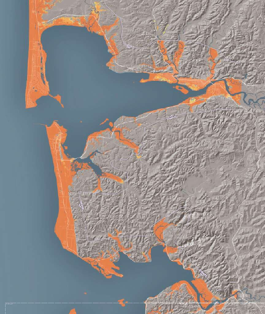 Maps from the Washington Geological Surveyu0027s modeling
