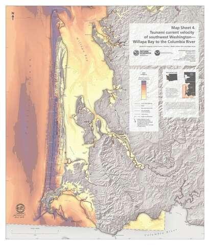 Here's how a 9 0 earthquake would affect Washington's coast