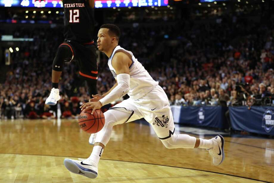 Fans can watch Jalen Brunson and the Villanova Wildcats, as well as Kansas, Loyola and Michigan, practice during Reese's Final Four Friday at the Alamodome. The day's events also include autograph sessions and a college all-star game.10 a.m.-5:30 p.m. Friday. Alamodome, 100 Montana St. Free. www.ncaa.com/final-four-- Jim Kiest Photo: Elsa /Getty Images / 2018 Getty Images