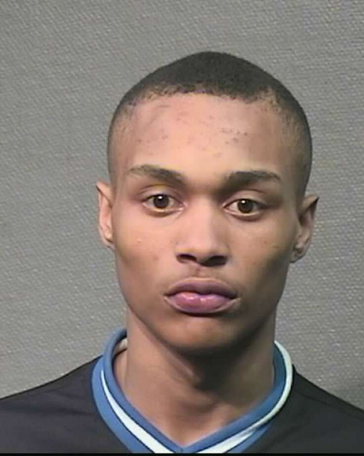 Kevon Latreal Mills, 17, was picked up by Houston Police Department officers Tuesday for a robbery and was later identified by police as the shooter in a deadly altercation Feb. 25. Photo: Houston Police Department