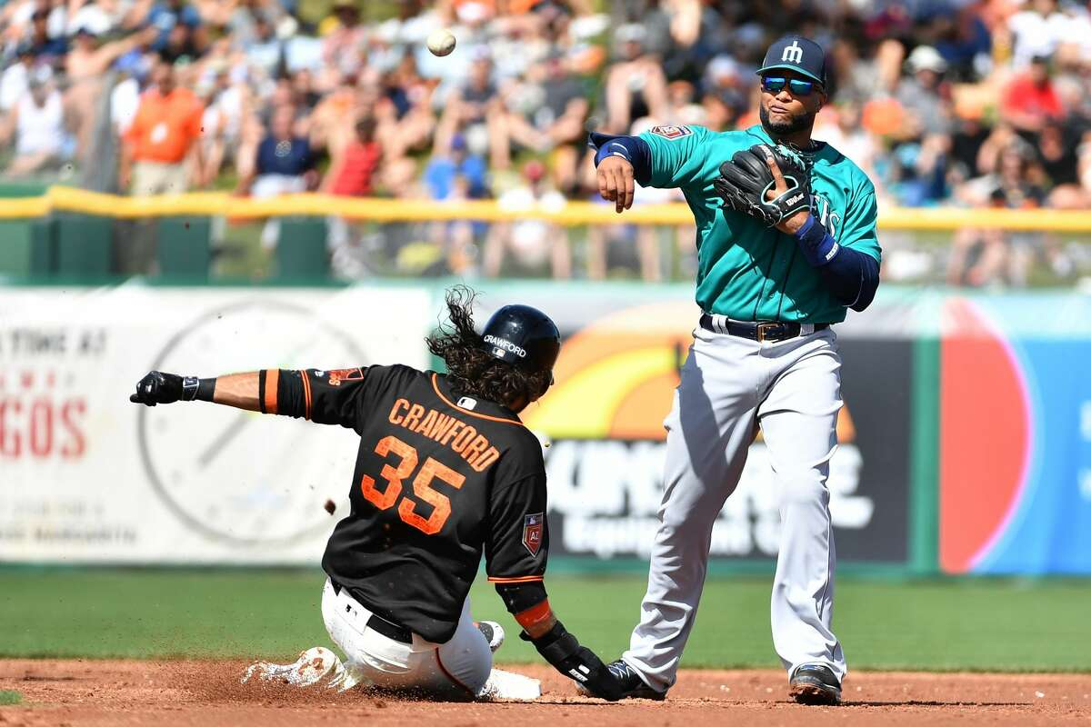 Robinson CanoPosition: Second baseAge: 35MLB experience: 13Bats: LeftThrows: Right2017 stats: 150 games, .280 average, 97 RBIs, 23 home runs, 49 walks, 85 strikeouts