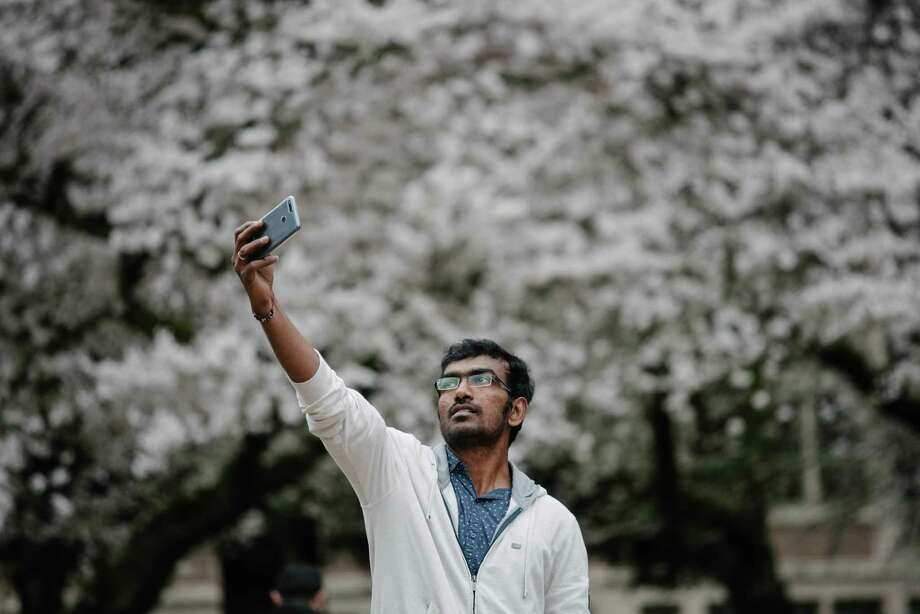 The new selfie museum isn't the only place you can grab great pictures of yourself. Click through the gallery to see the best photo op spots Seattle has to offer. Photo: GRANT HINDSLEY, SEATTLEPI.COM / SEATTLEPI.COM