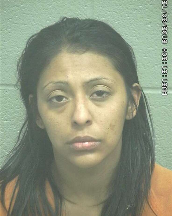 Diana Flores, 29,was arrested March 27 after allegedly entering a residence without the consent of the owner, according to court documents. Photo: Midland County Sheriff's Office
