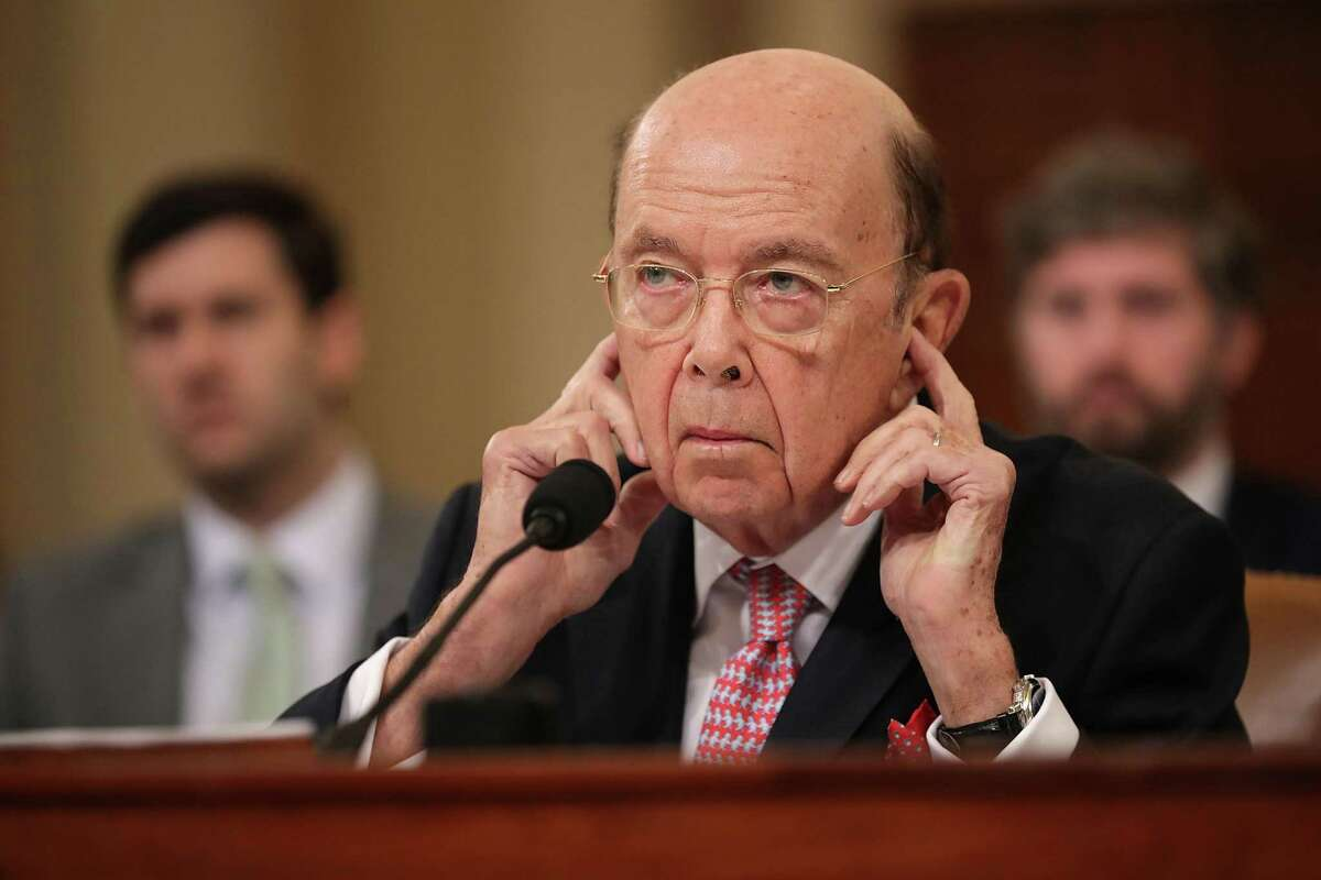U.S. Commerce Secretary Wilbur Ross testifies before the House Ways and Means Committee on Capitol Hill March 22, 2018 in Washington, D.C. Ross has announced the 2020 Census will ask residents if they are citizens. (Photo by Chip Somodevilla/Getty Images)