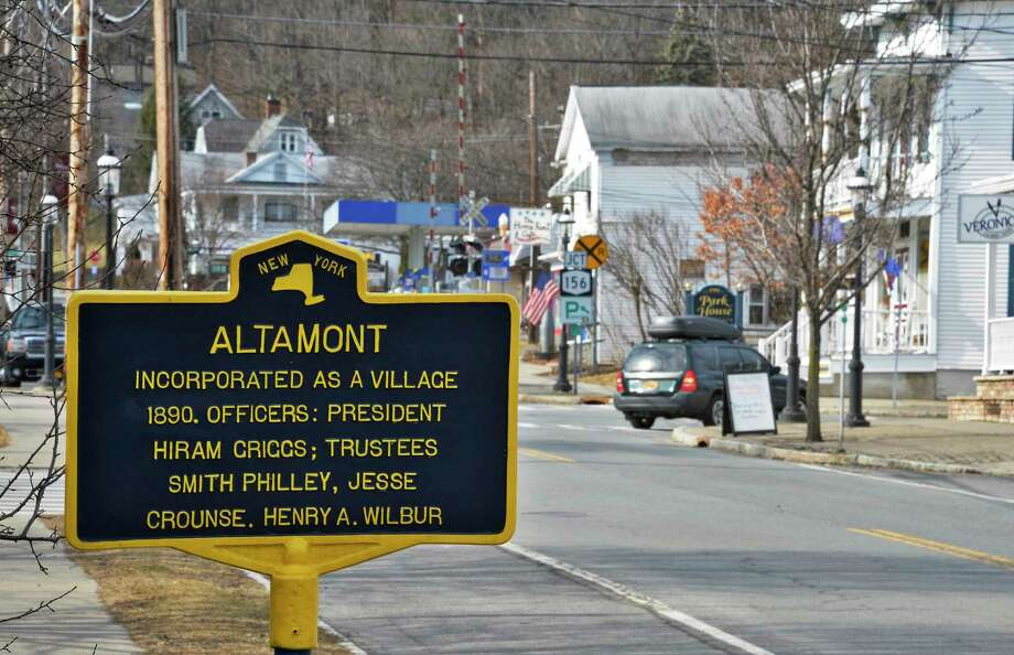 Click through the slideshow for a few photos of Altamont, past and present. Photo: John Carl D'Annibale / 20043072A