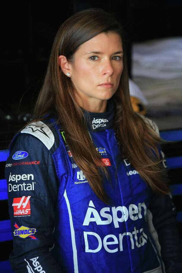 HOMESTEAD, FL - NOVEMBER 17:  Danica Patrick, driver of the #10 Aspen Dental Ford, stands in the garage area during practice for the Monster Energy NASCAR Cup Series Championship Ford EcoBoost 400 at Homestead-Miami Speedway on November 17, 2017 in Homestead, Florida.  (Photo by Chris Trotman/Getty Images) ORG XMIT: 691603981 Photo: Chris Trotman / 2017 Getty Images