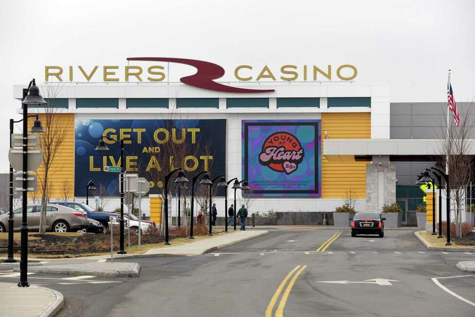 Rivers Casino and Resort in Schenectady, N.Y. (Paul Buckowski/Times Union)