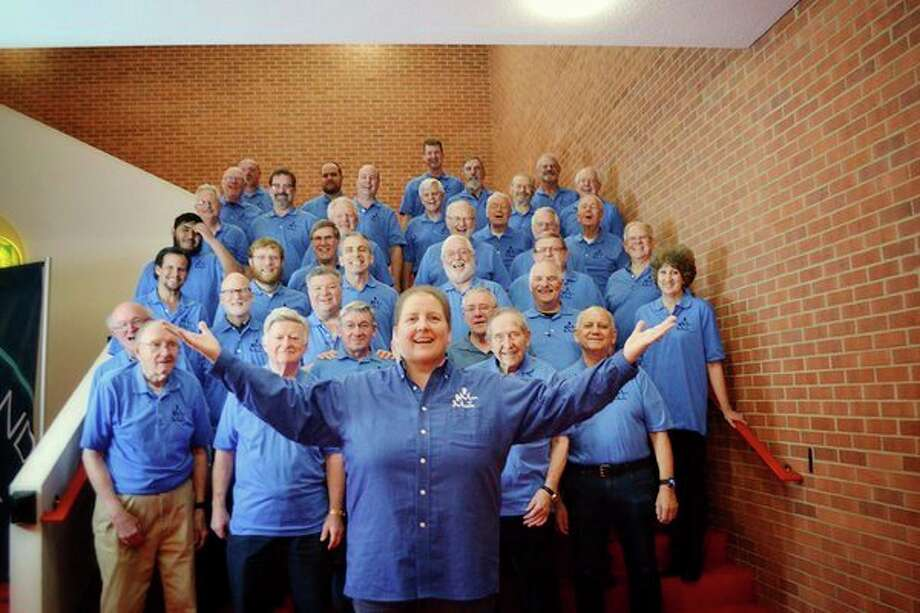 Men of Music celebrates more than 80 years of song during its annual spring show set for April 13-14 at the Midland Center for the Arts. (Photo provided)