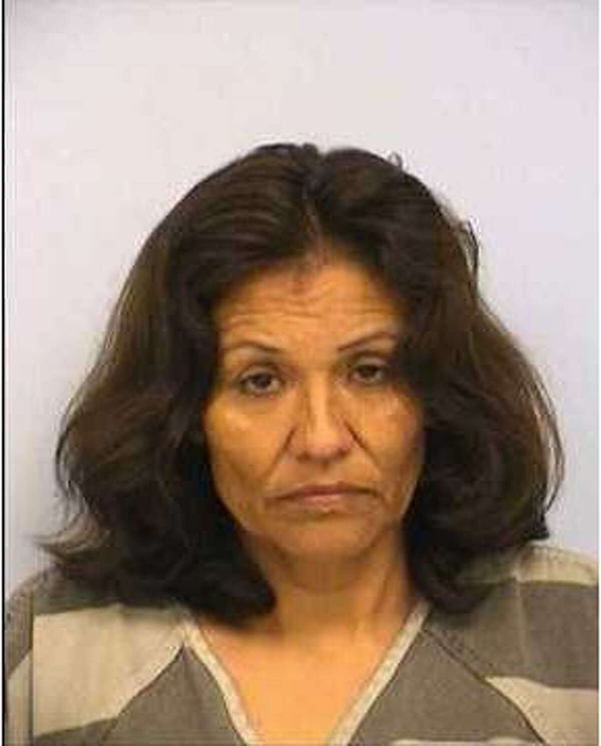 The DEA arrested 18 people in Austin, Texas on March 28, 2018 after they were accused of smuggling cocaine, meth and heroin across multiple states.Maria Barcenas, 47, was arrested as part of the sting.