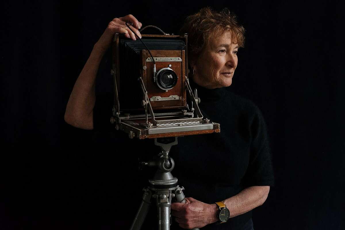 Judy Dater photographed at her studio in Berkeley, Calif., Saturday, March 3, 2018. Dater will be showing an exhibition of her career work at the de Young Museum. The exhibition, Only Human, opens Sunday, April 8, 2018.