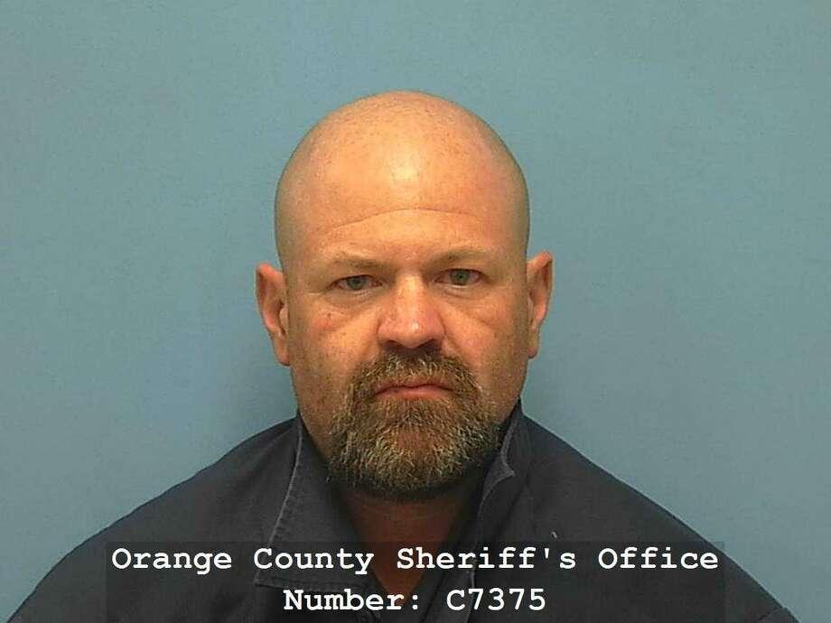 Paul Joseph Lagrone, 40, of Vidor Photo: Orange County Sheriff's Office