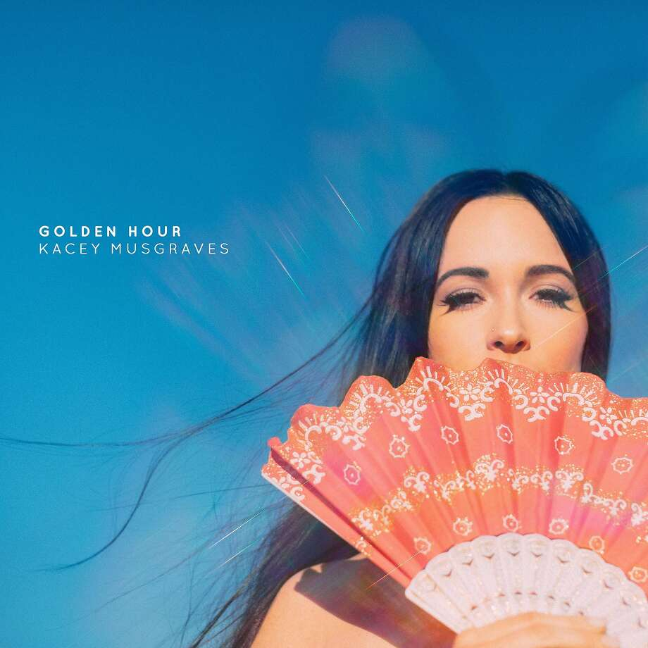 "Kacey Musgraves' latest album is ""Golden Hour"" Photo: UMG Nashville"