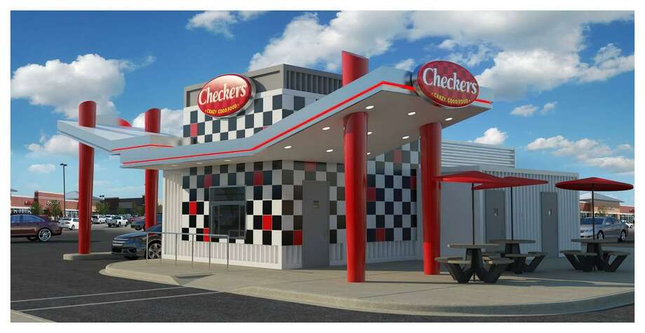 Many of Checkers & Rally's Restaurants new locations will have a modular design for stand-alone drive-thrus. Photo: Checkers & Rally's Restaurants / Checkers & Rally's Restaurants