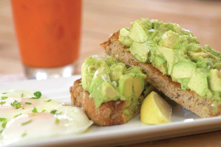 Avocado toast is on the menu at First Watch, a chain specializing in made-to-order breakfast, brunch and lunch. Houston-based Mac Haik Enterprises plans to open 18 First Watch restaurants in Southeastern Texas and Southwestern Louisiana. Photo: First Watch / First Watch