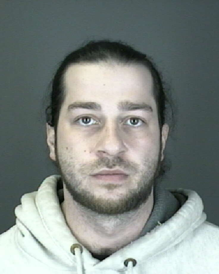 Joseph Bonesteel, accused of an NBT bank robbery in Colonie. (Provided)