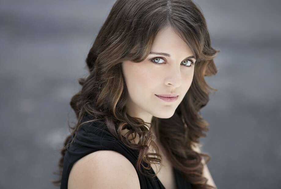 "Soprano Katelyn Aungst is among the featured singers for ""Vespers."" Photo: American Bach Soloists"
