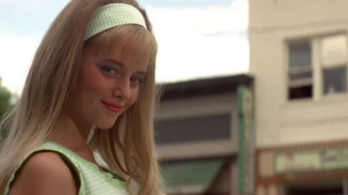 Let's just get this out of the way. Our Wendy Peffercorn...