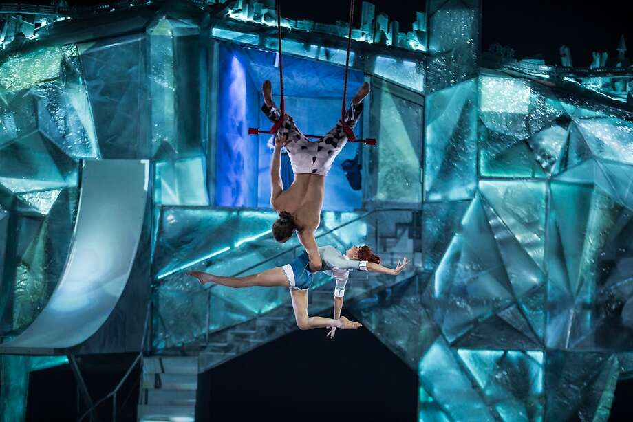 Image result for cirque du soleil crystal