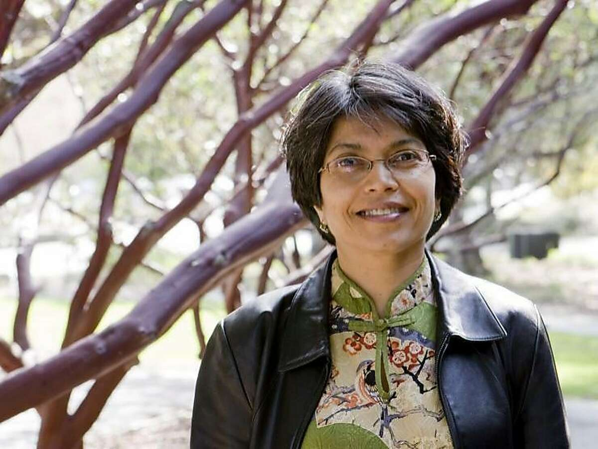 In a photo provided by the University of California, Berkeley, Saba Mahmood. Mahmood, a professor, theorist and author from Pakistan whose work focused on the intersection of Islam and feminist theory, died on March 10 at her home in Berkeley, Calif. She was 57. (University of California, Berkeley via The New York Times) -- NO SALES; FOR EDITORIAL USE ONLY WITH NYT STORY OBIT MAHMOOD BY MAYA SALAM FOR MARCH 29, 2018. ALL OTHER USE PROHIBITED. --
