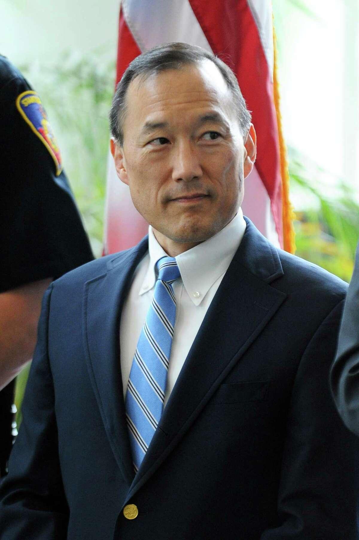FILE - Stamford Public Schools superintendent Earl Kim.
