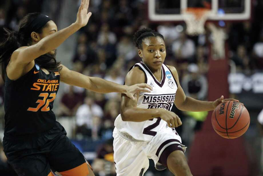 Mississippi State guard Morgan William and her teammates played fearlessly against UConn in the national semifinal last year. The result: A overtime victory. Photo: Rogelio V. Solis / Associated Press / Copyright 2018 The Associated Press. All rights reserved.