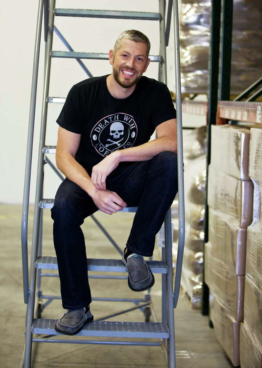 Mike Brown is the owner of Death Wish Coffee Company.