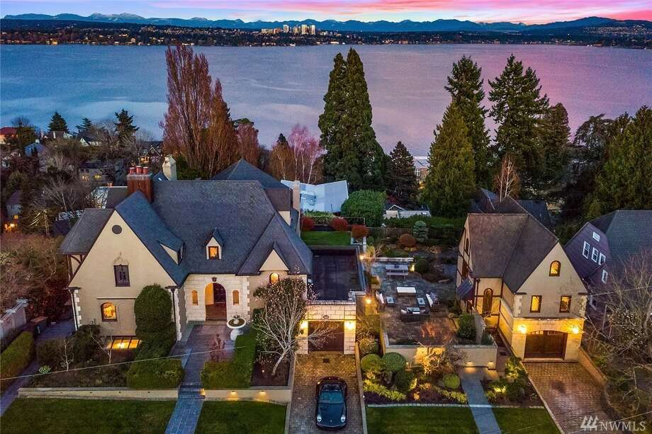 1500 38th Ave., listed for $5,280,000. See the full listing below. Photo: Andrew Webb/Clarity Northwest Photography