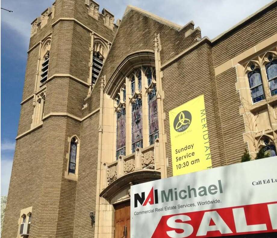 A 100-year-old building formerly owned by Mount Rona Missionary Baptist Church was sold in 2014to developers. The groundbreaking to turn the building into luxury condos is scheduled for this week. (Duke Kwon)
