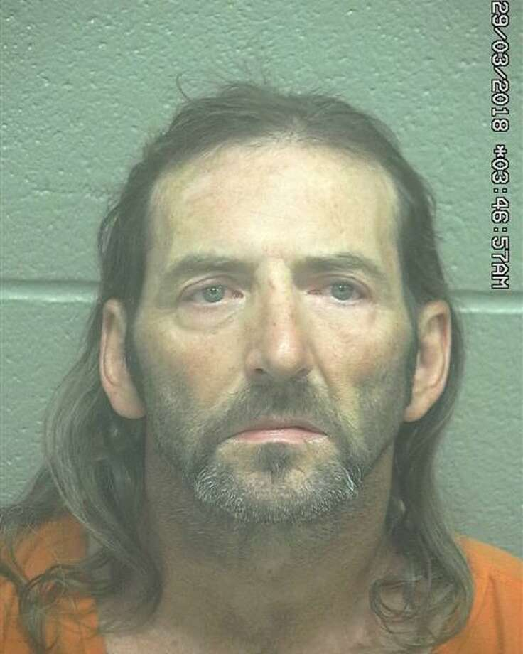 Anthony Mario Tumbiolo, 56, was arrested March  27 after allegedly assaulting a female, according to court documents. Photo: Midland County Sheriff's Office