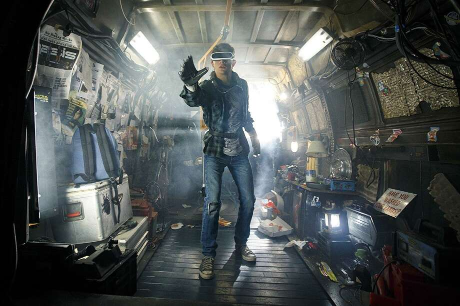 "96a75ddeb23 The new film ""Ready Player One"" brings the best-selling novel to life"