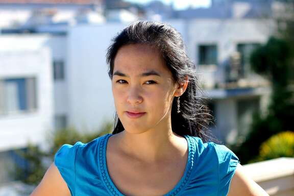 Playwright Lauren Yee.