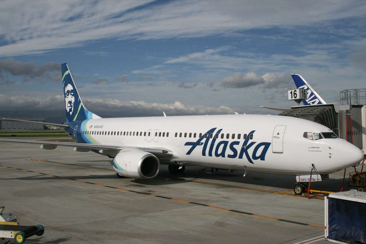 San Jose passengers will be seeing more and more of Alaska Airlines' new livery at SJC in the coming months