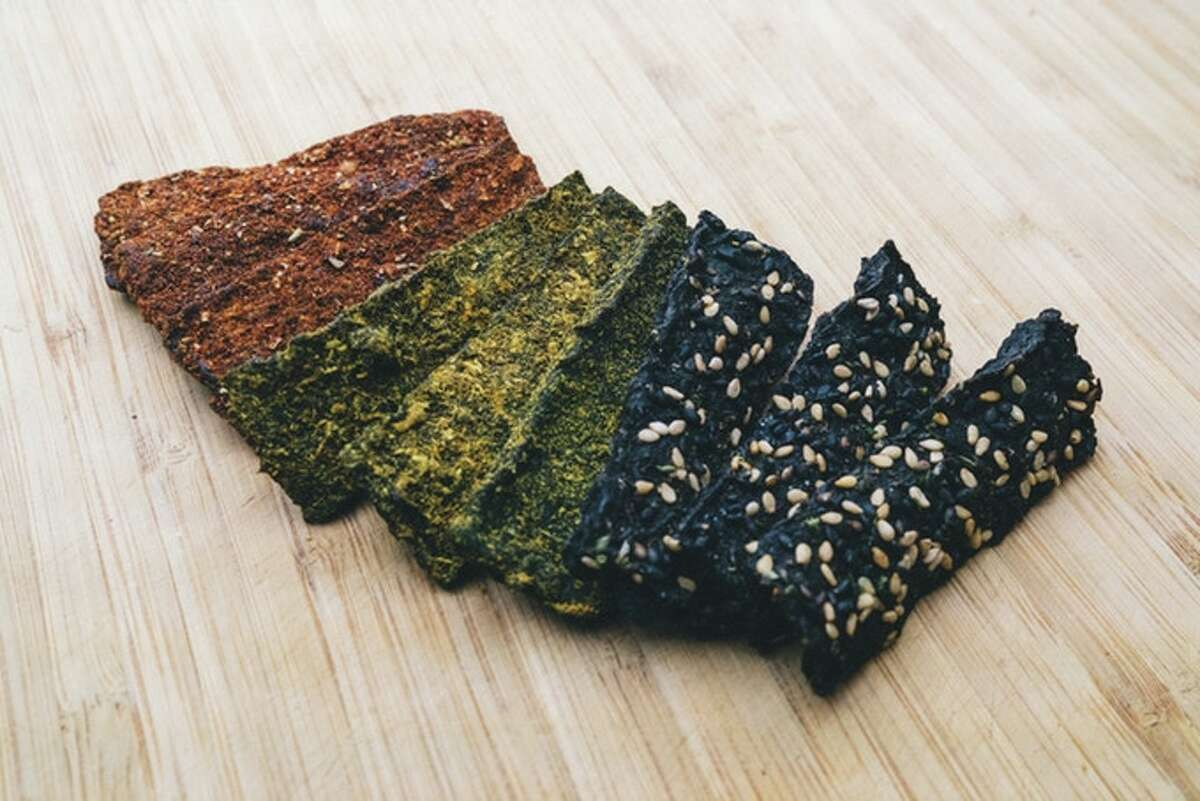Vegan kelp jerky: REAL Akua, co-founded by New York chef Will Horowitz, has met its Kickstarter goal and is offering a three-pack of its jerky for $25. Or if you want to be a superfan and pledge $1,000, you've got a six-month supply. Despite the praise, this company is not Richard Branson's new, post-Virgin America investment (we think).