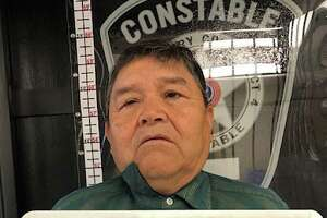 A Mexican national accused of impregnating his minor daughter over two decades ago was arrested along with his wife Thursday in Montgomery County. (Courtesy Montgomery County Constable's Office)