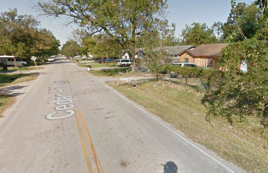 A Harris County sheriff's deputy was unscathed after his patrol vehicle became the target of a drive-by shooting Thursday night. Photo: Google Maps