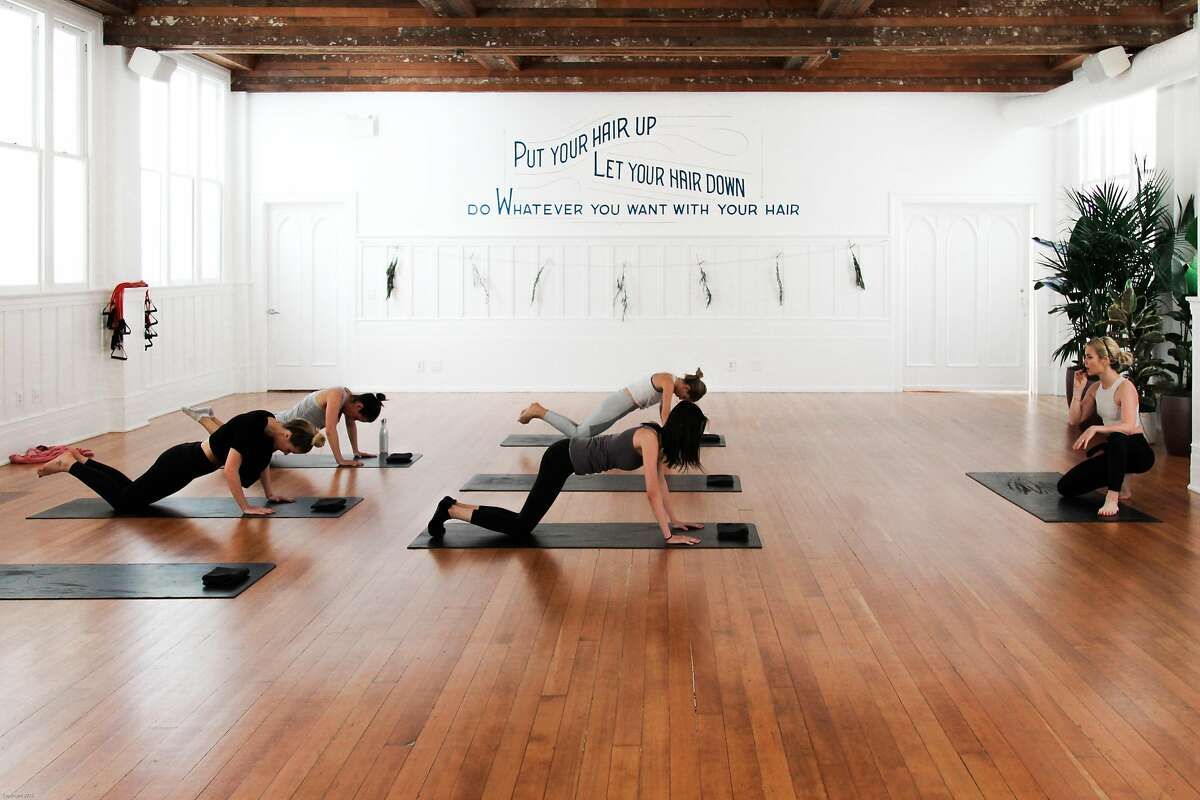 The Asssembly, which boasts space for meetings and laptops, a kitchen, a garden, and a downstairs fitness studio, is open seven days a week.
