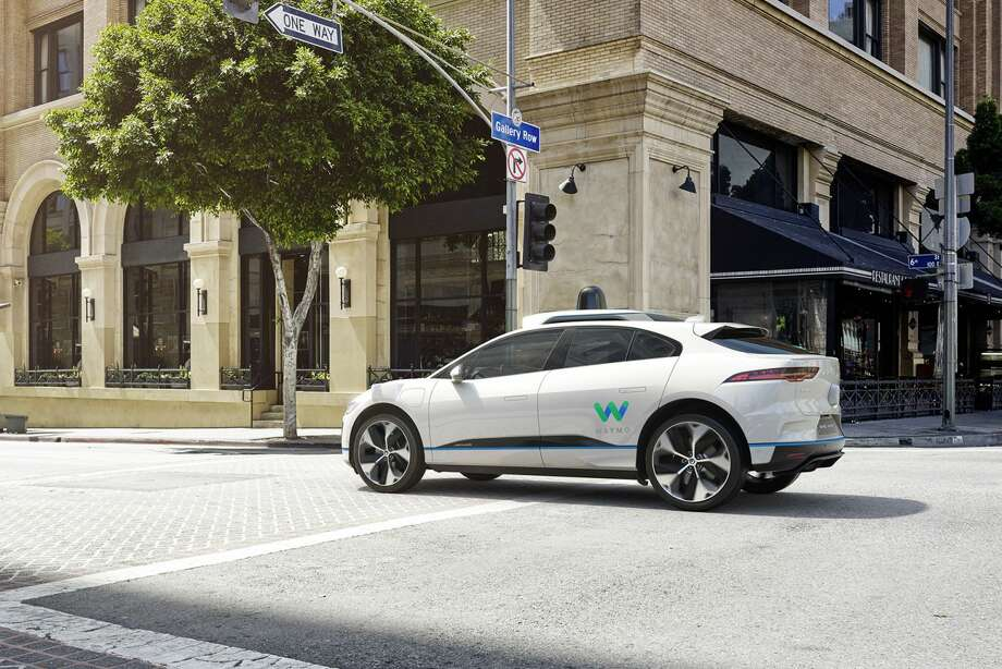 Waymo Partners With Jaguar On Self Driving Cars The Hour