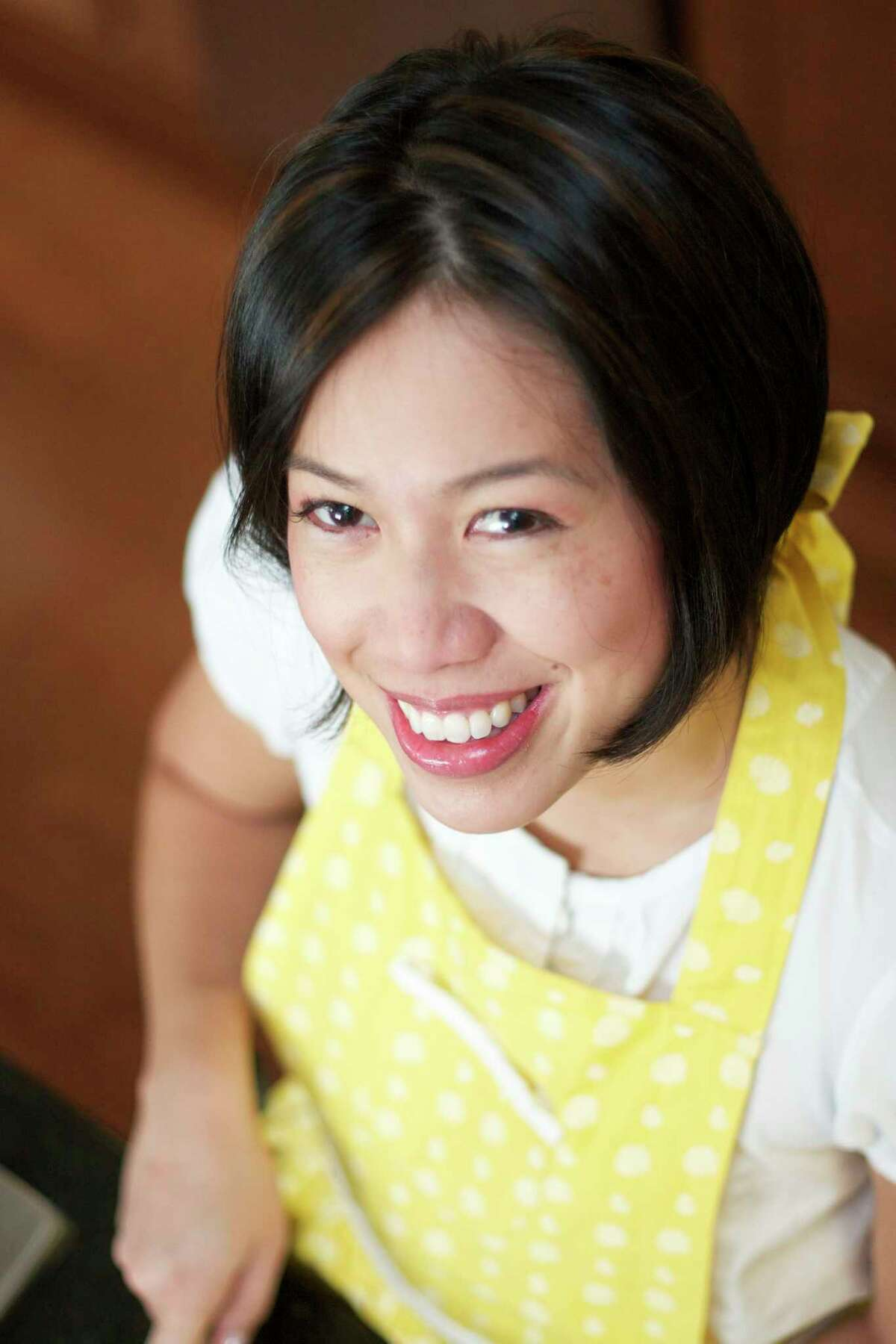 Houstonian Christine Ha, winner of Season 3 of