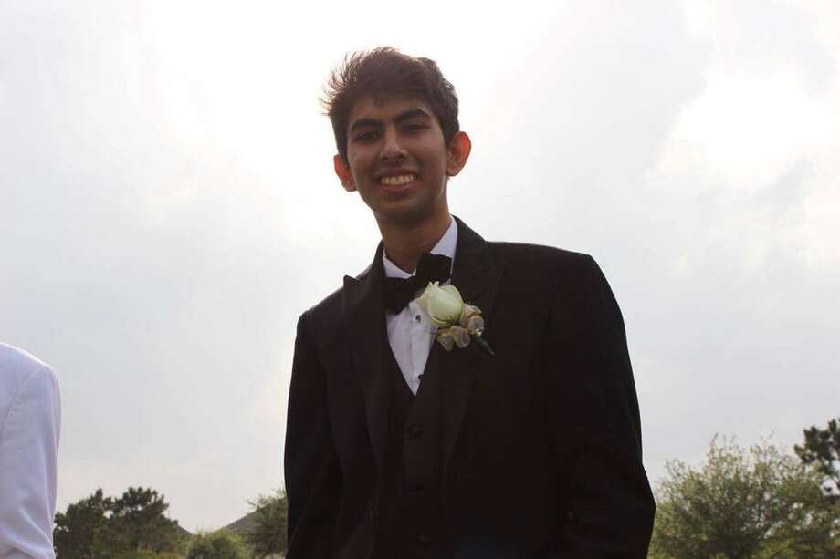 Nitant Patel, 19, is the man behind the viral Change.org petition calling for embattled Katy ISD superintendent Lance Hindt to be fired. Photo: Atula Patel