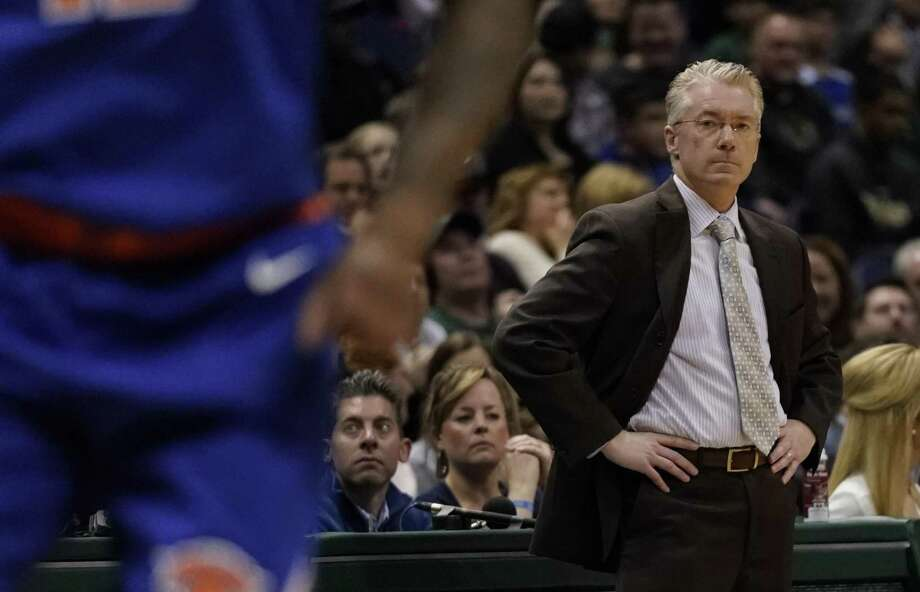 Milwaukee's Joe Prunty could eventually return to San Antonio. Photo: Morry Gash /Associated Press / Copyright 2018 The Associated Press. All rights reserved.