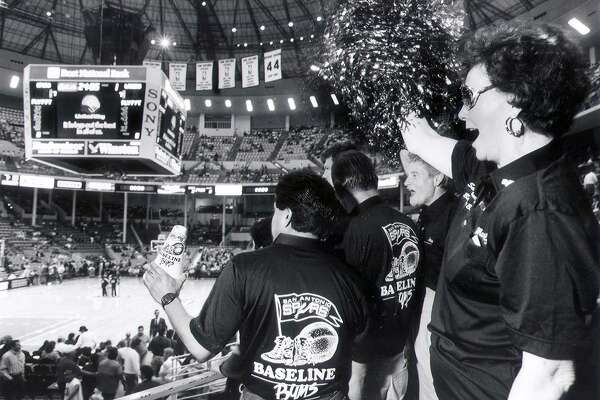 c2ec9318194 HemisFair Arena was where Spurs first scored with S.A. fans ...